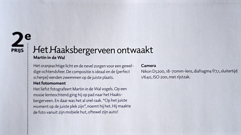 Publicatie / Publication in Roots Magazine