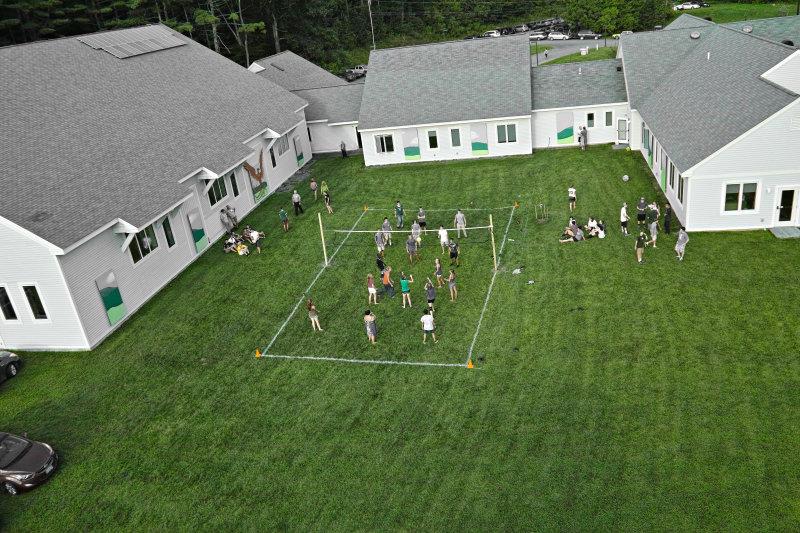2013 Potluck volleyball
