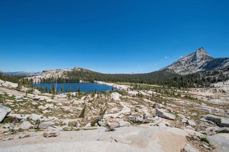 Cathedral Lake & Peak