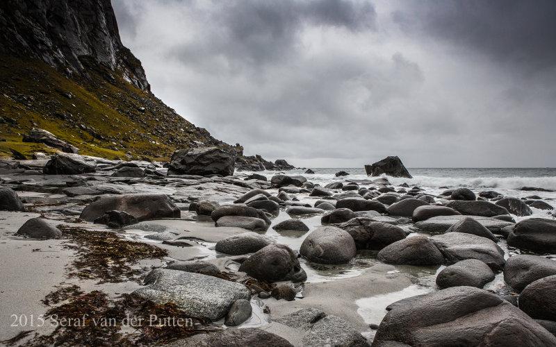 Utakleiv; Norway; Lofoten