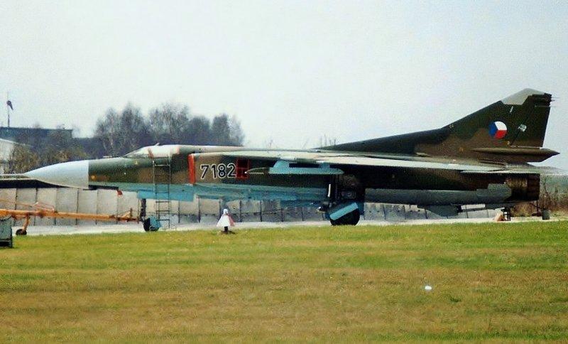 MiG-23MF 7182