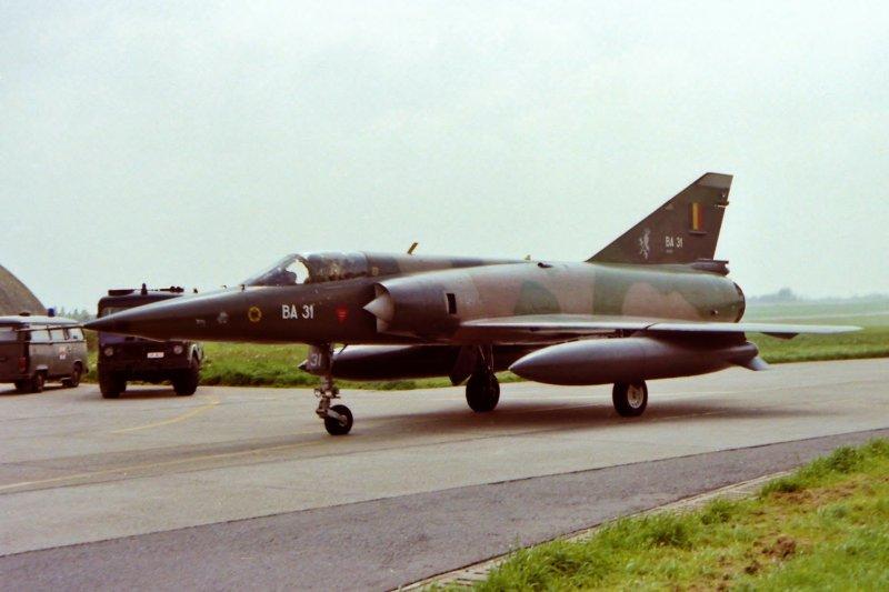 Mirage 5BA BA-31