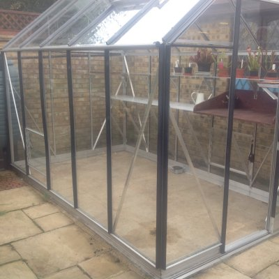 My 6x10ft Greenhouse
