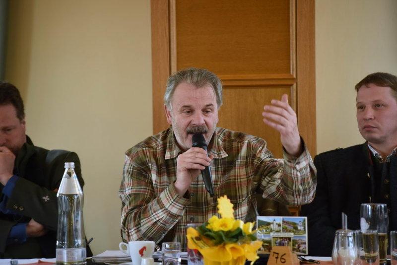 Prof. Dr. Eduard Hochbichler