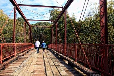ACROSS THE BRIDGE WHERE ANGELS DWELL by Van Morrison
