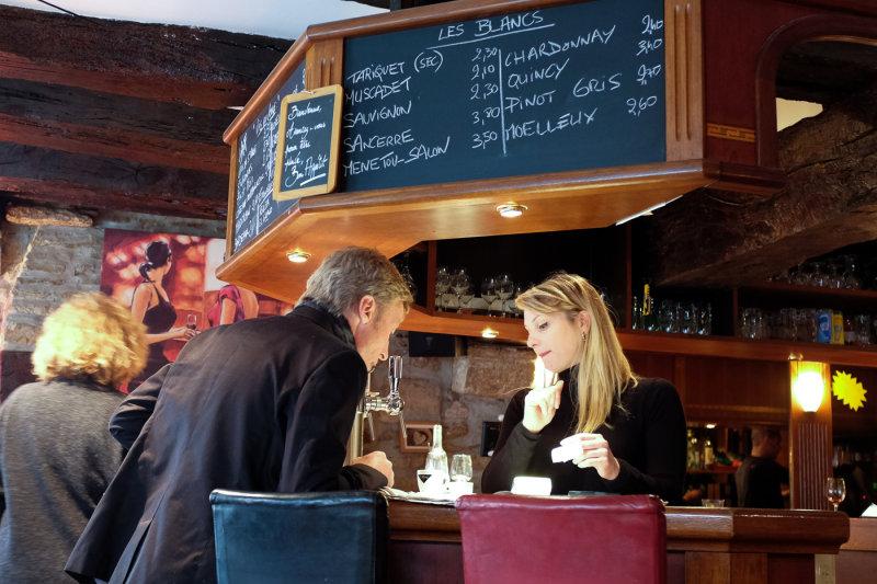 Bar à Quimper