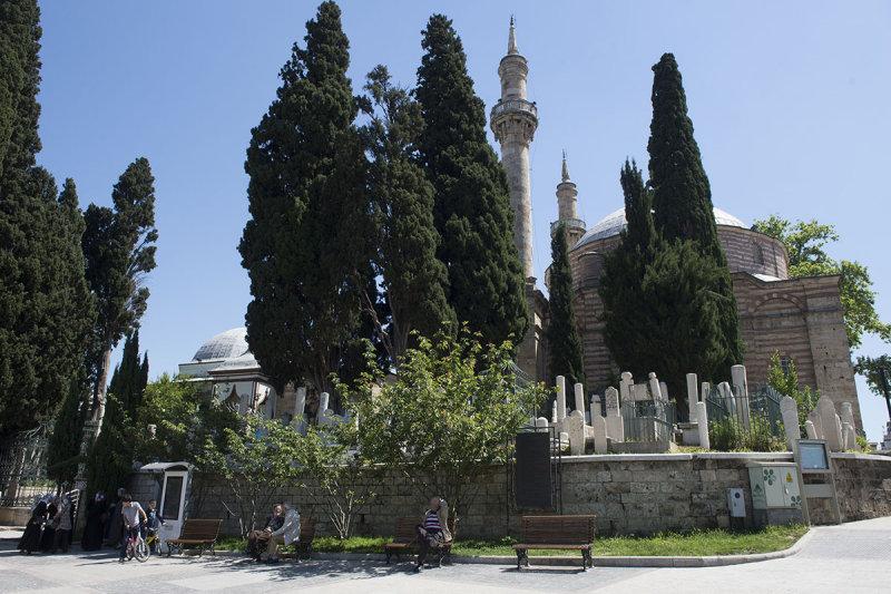 Bursa Emir Sultan Camii May 2014 7070.jpg