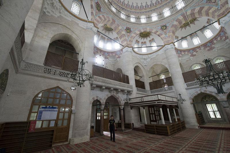Istanbul Nisanci Mehmet Pasha mosque 2015 9295.jpg