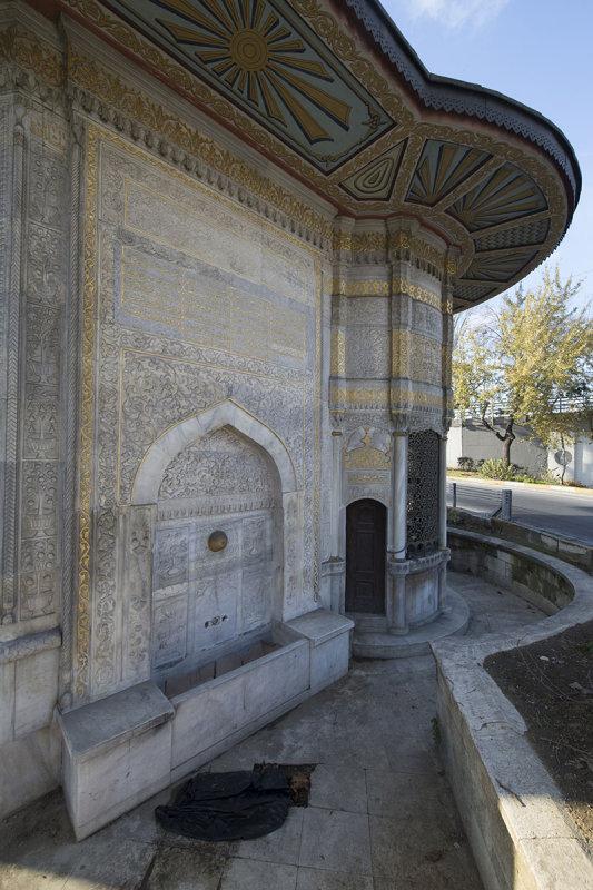 Istanbul Azap Kapi Fountain december 2015 6556.jpg