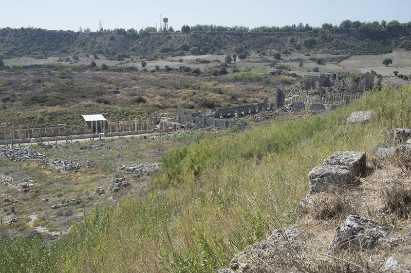 Perge Acropolis area shots October 2016 9535.jpg