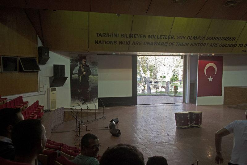 Istanbul Military Museum Mehter October 2016 9279.jpg