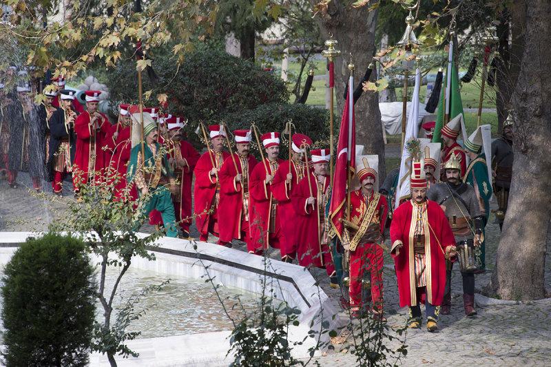 Istanbul Military Museum Mehter October 2016 9282.jpg
