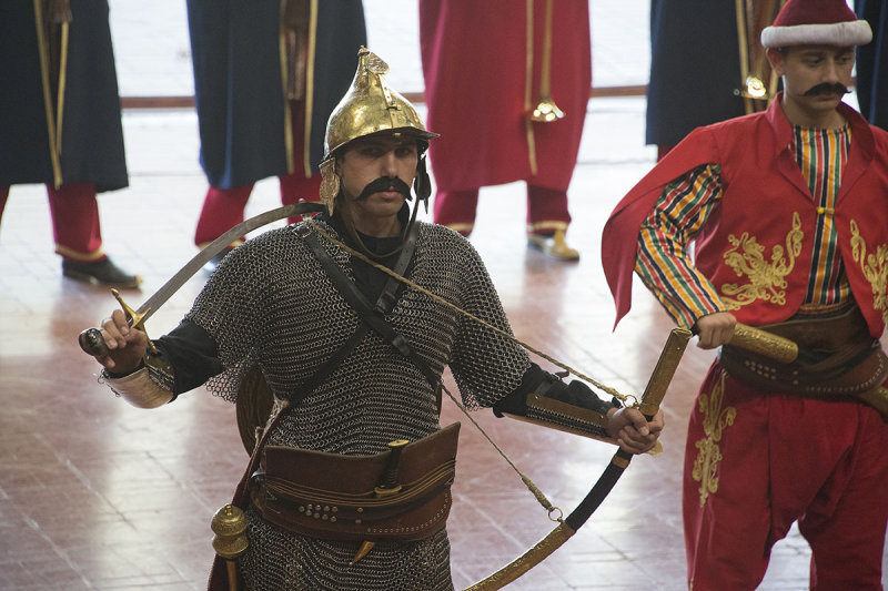 Istanbul Military Museum Mehter October 2016 9320.jpg