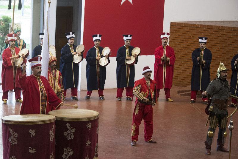 Istanbul Military Museum Mehter October 2016 9353.jpg