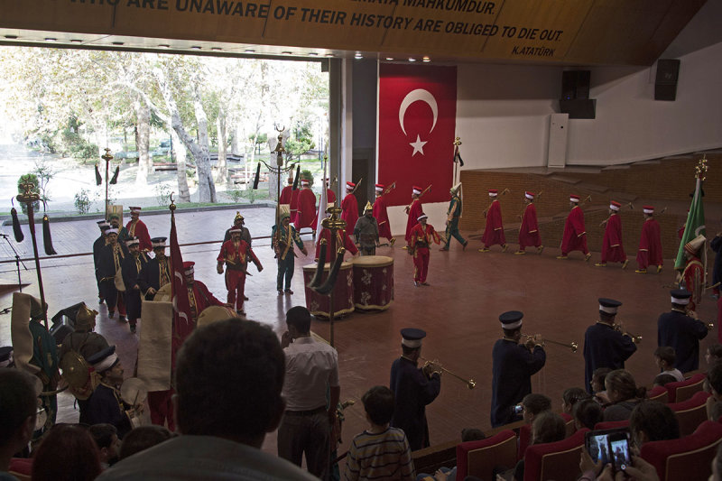 Istanbul Military Museum Mehter October 2016 9463.jpg