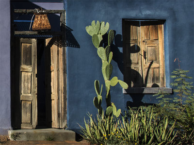 The Barrio Historico of Tuscon, Arizona