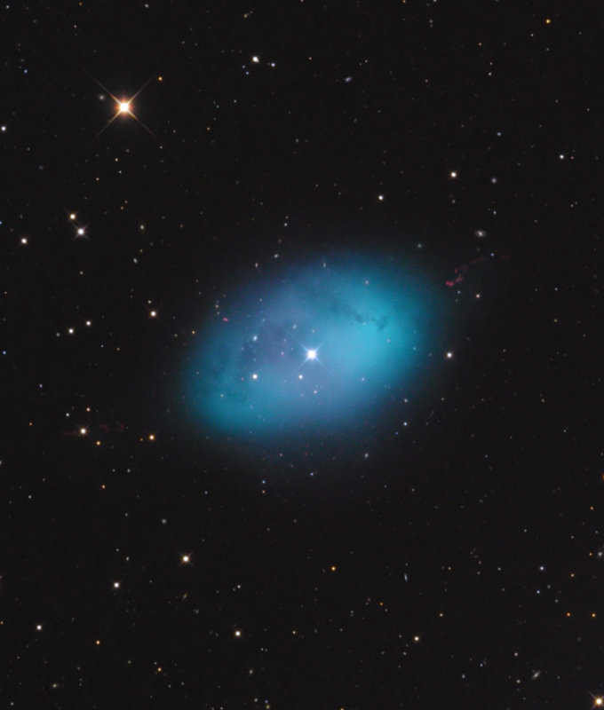 NGC 1360 The Magic Egg in Fornax (Close Up)
