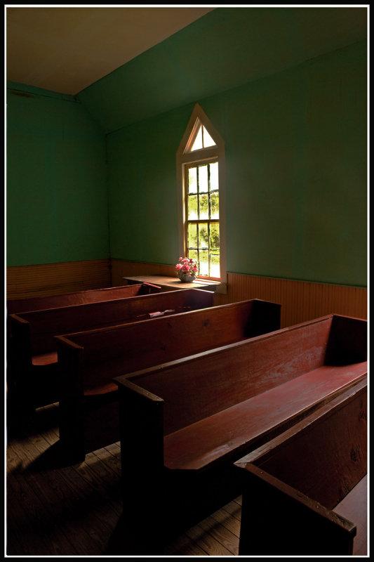 Antioch Baptist Church, Taliaferro Co, Georgia