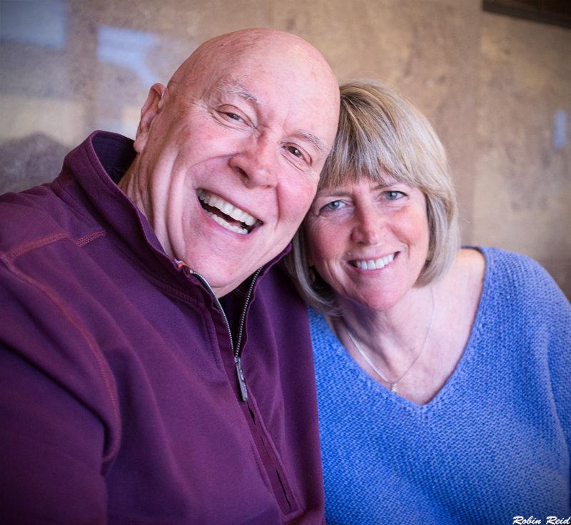 Tony and Maureen