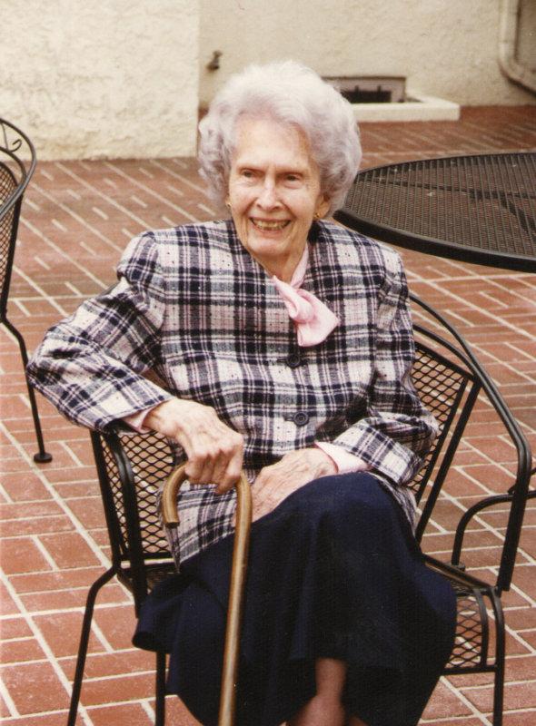 Margaret Killian  Reid- 1996