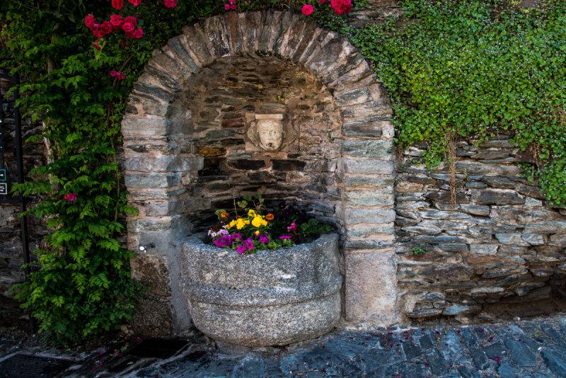 fontaine des pélerins