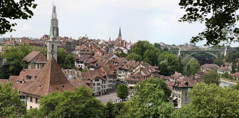 Bern capitol of Switzerland