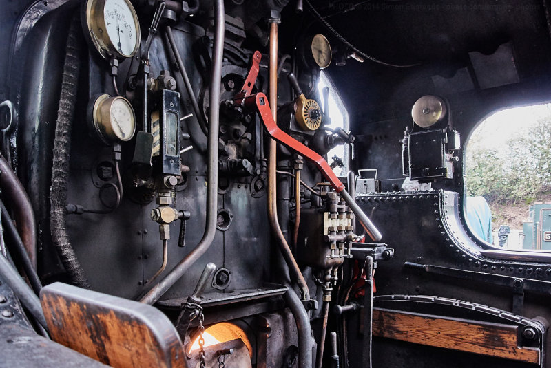 GWR 42xx Class 2-8-0T No 4247
