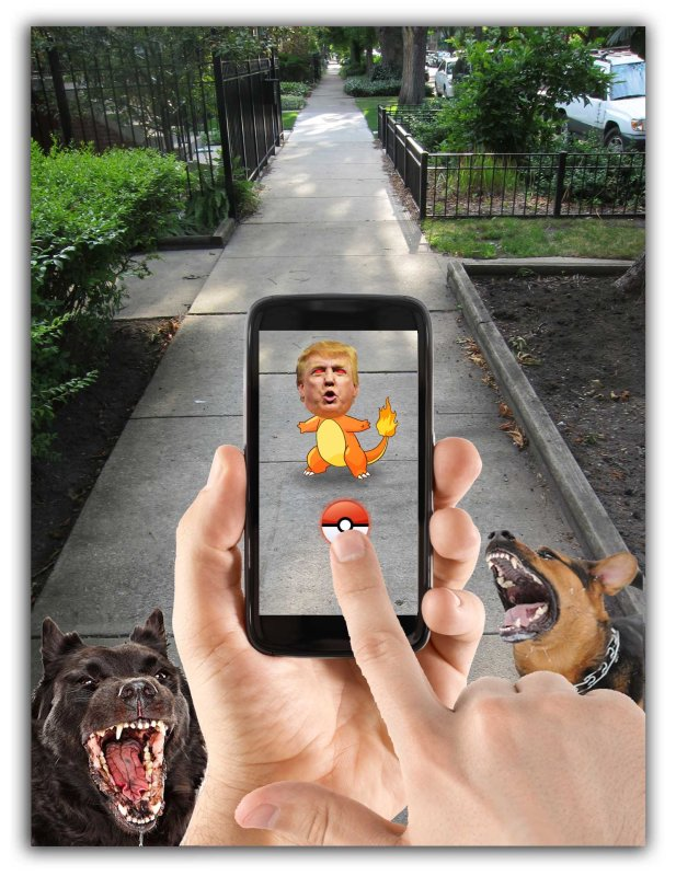 Pokemon Trump gamer