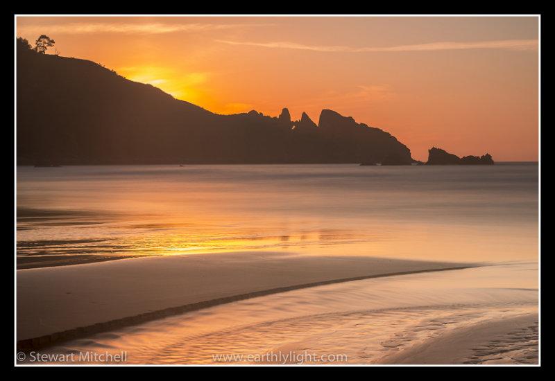Playa Aguilar Sunset02