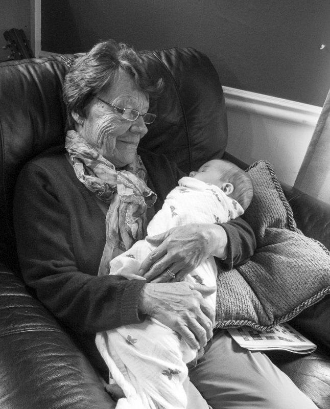 Oma and Nell