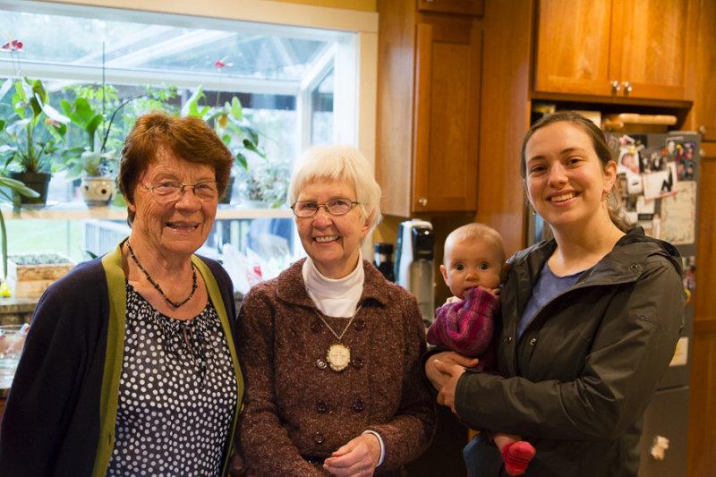 Nancy Kennaway visit