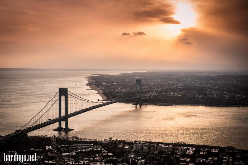 new york aerial photo ניו יורק מהאוויר