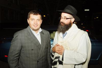 גרנובסקי & הרב וולף