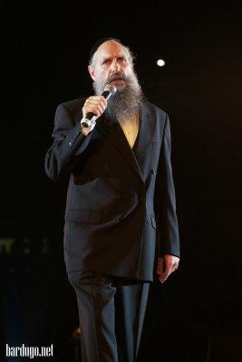 הזמר מרדכי בן דוד