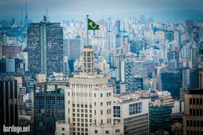sao paulo from air