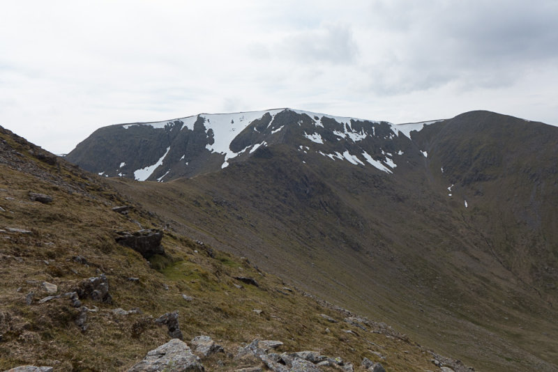 Helvellyn from Keppel Cove