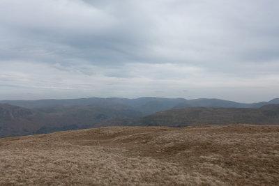 View from Birkhouse Moor
