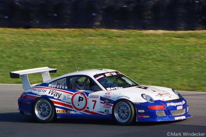 19TH PHILLIP MARTIEN  PORSCHE 911 GT3