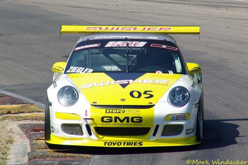 11TH WILLIAM ZIEGLER PORSCHE 911 GT3