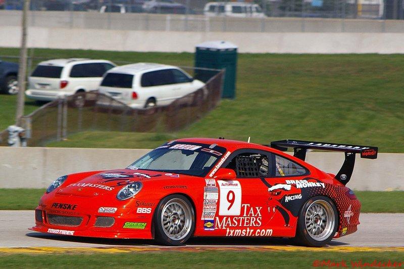 17TH GUNTER SCHALDACH PORSCHE 911 GT3