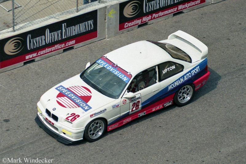 10TH KERMIT UPTON III BMW M3