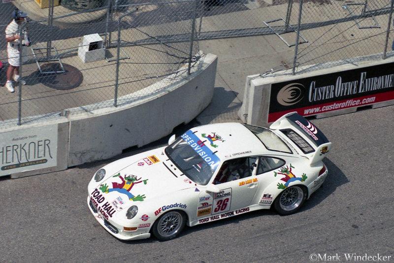 18TH JIM OPPENHUMER  PORSCHE 911 RSR