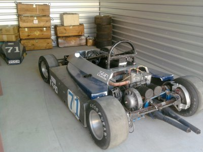 198384 Red Devil F440 Car For Sale