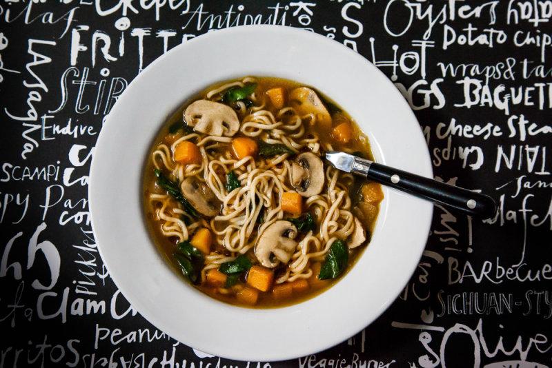 Ramen Soup... My Way