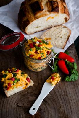 My Recipe for Pimento Cheese