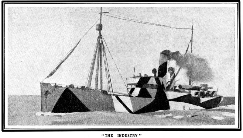 The Industry from Gordon (1918).