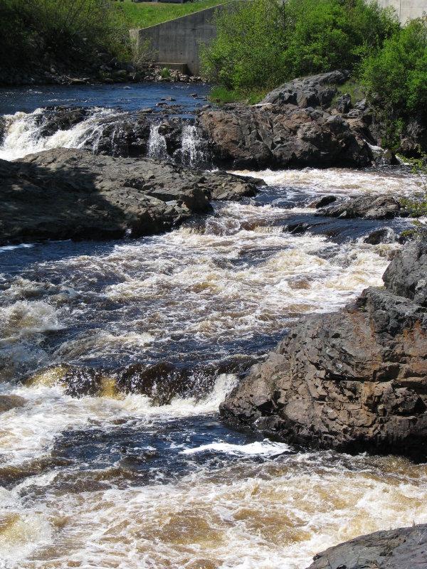 Machias River Falls