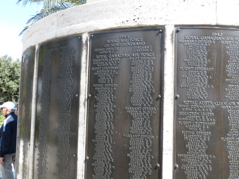 War Memorial, Malta