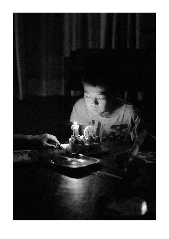 Josephs 10th birthday cake