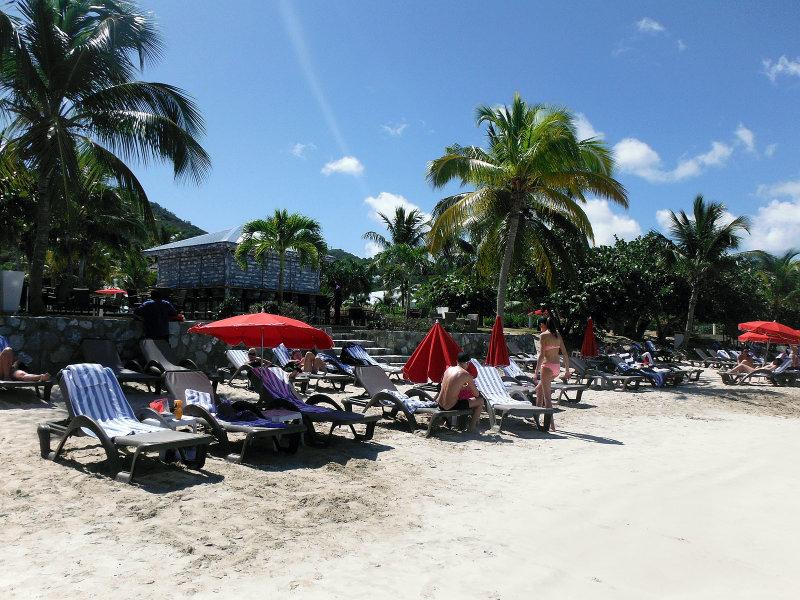 Raddison Hotel Beach